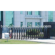 stanless steel gate(remote controlled)