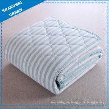 Cotton Bedding Quilt Stripe Blanket