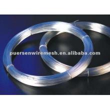 Fio de ferro galvanizado de baixo preço de alta qualidade