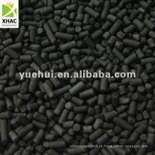 Carvão ativado a base de carvão ASTM para adsorção de alta eficiência