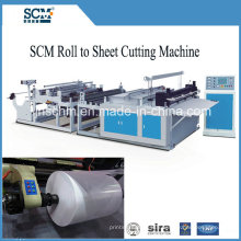 Hydraulic Unwinding Cutting Machine