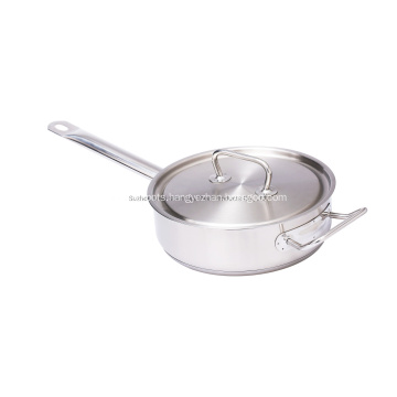 Kitchen Ware Casserole Ss Saucepan Stainless Steel