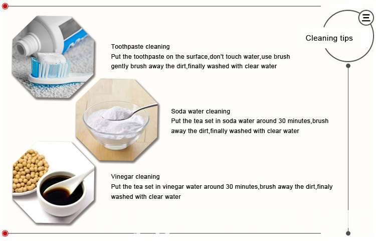 Cleanning Tips Jiateng Glass