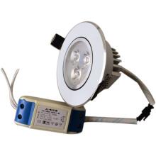 Luz de teto do diodo emissor de luz 3W com CE RoHS (GN-TH-WW1W3-D)