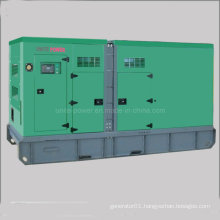 600kVA Doosan Standby Heavy Duty Industrial Electric Generating Set