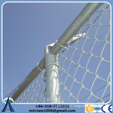 Buy Wholesale From China high intensity shock resistance barbed wire fence on boundary fence top