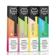 Электронные сигареты оптовые одноразовые Vape Puff Bar