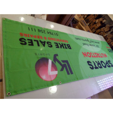 Digital bedruckte Outdoor-Mesh-PVC-Banner