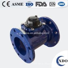 Contador del agua XDO caliente de la venta a granel extraíble industrial horizontal