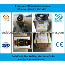Máquina de soldadura da soldadura dos encaixes de tubulação do HDPE de 20mm / de 500mm