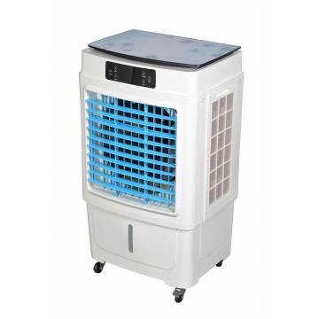 Remote Control 5000m³ Tutup Kaca Evaporative Air Cooler