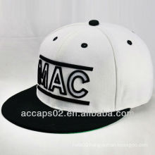 flat brim custom snapback hats