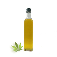 High Quality Edible Refined and Cold Pressed Organic Hemp Seed Oil