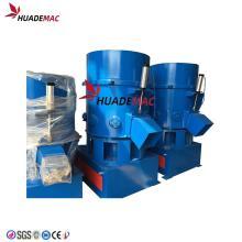 Aglomerador de plástico para la fábrica de bolsas de residuos de película de PE