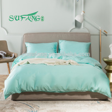 OEKO-TEX bamboo bedding set 300TC silk