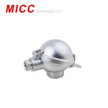 Terminal de termopar de aluminio MICC DANA / bloque de terminales de cerámica