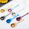 Venta al por mayor Creative Stainless Coffee Spoon
