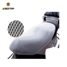 Wholesaler 3D Sandwich Fabric Sunshade Sunproof Waterproof Sunscreen Motorcycle Cooling Seat Cover Heat Insulation Protection