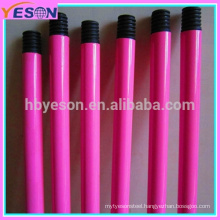 china high quality 1200*22*0.28mm metal broom handles for italy market