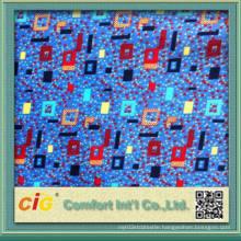 Cheap Paper Print Auto Fabric