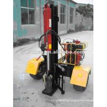 Vertical or Horizontal Diesel Log Splitter