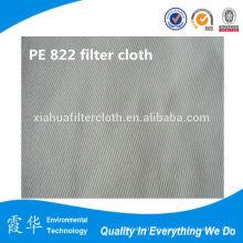 Venta caliente PE 822 filtro de tela fabricante de helgesen depósito