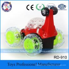 4CH Radio Control Toys Stunt Car 360 Degree Rotation Dancing Tumbler Stunt Car