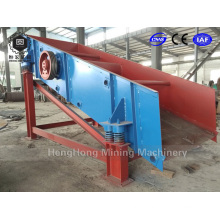 Long Service Life Sand Ore Iron Powder Linear Vibrating Screen
