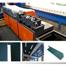 Haute précision L TYPE fer forme profil acier palplanches plafond fourrure quille l coin perle rouleau formant la machine