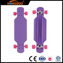 A wide variety custom fish skateboard four wheels longboard