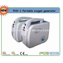FNY-1 Concentrateur portatif d'oxygène pour soins à domicile