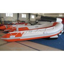 2,7 m, 3 m, 3,3 m Schlauchboot (mit Segeln 8HP ~ 15 PS Außenborder)