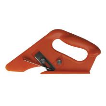 Cuchillo de alfombra de plástico