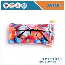Cheap Microfiber Fabric Sunglasses Bag for Sale