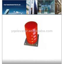 Pièces d'ascenseur tampon de polyuréthane jhq-b1 tampon de polyuréthane pour ascenseur