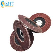 Nouveau produit 4''Double Flap Disc / Flap Disk / Flap Wheel exportés vers le monde entier