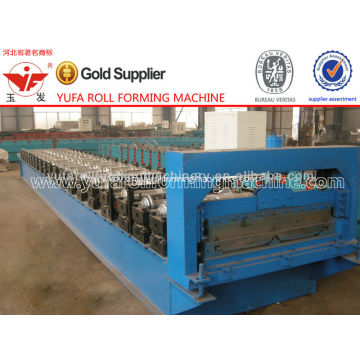 New type hydraulic jch tile roll forming machine