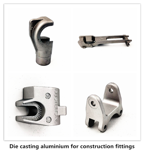 Aluminum Casting Small Wrench