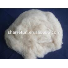 Ombre chinoise de med de laine de mouton, prix d'usine de fibre de laine de mouton