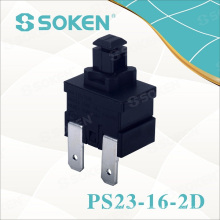 Soken Staubsauger Druckschalter 16A 1 Stange