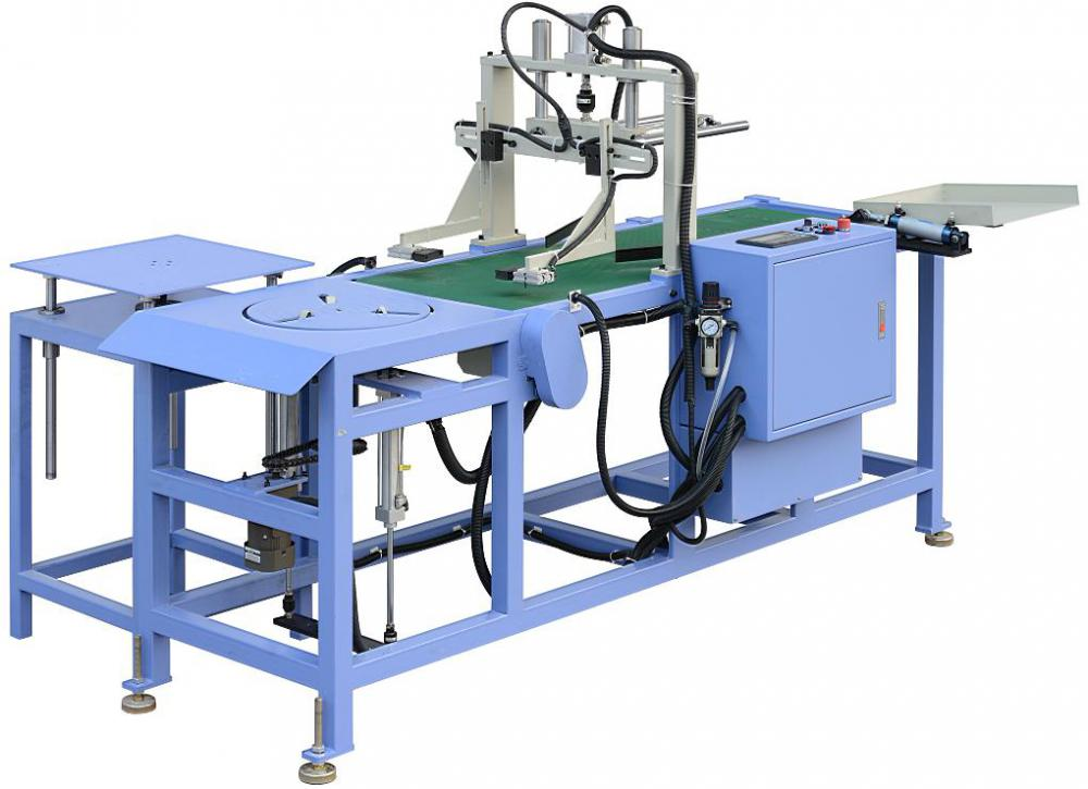 Automatic Feeding and Discharging Robot for Annealing