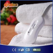 Novo e confortável lã sintética aquecida colchão com quatro configuração