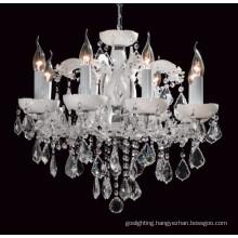 Snow-White Noble Home Decorative Pendant Chandelier (90812-24L)