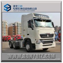 540HP Sinotruk HOWO 6X4 Tractor Head Truck