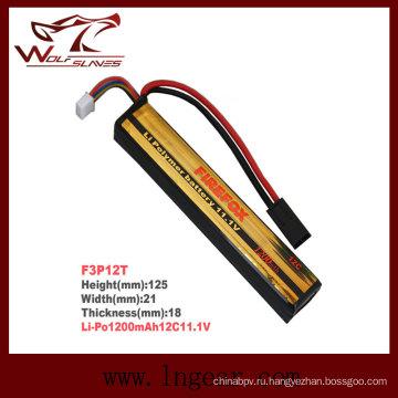 Firefox 11.1V 1200mAh Lipo Li-Po батарея Li-Polymer 12 c