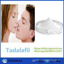 99% Pureté 171596-29-5 Poudre de stéroïdes Tadalafil