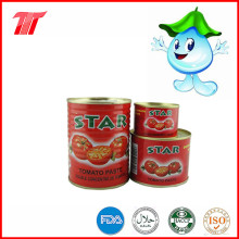 Pasta orgánica saludable de tomate Fromtomato Paste Plant