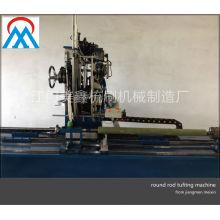 máquina de tufting de rodillos circulares de alta velocidad