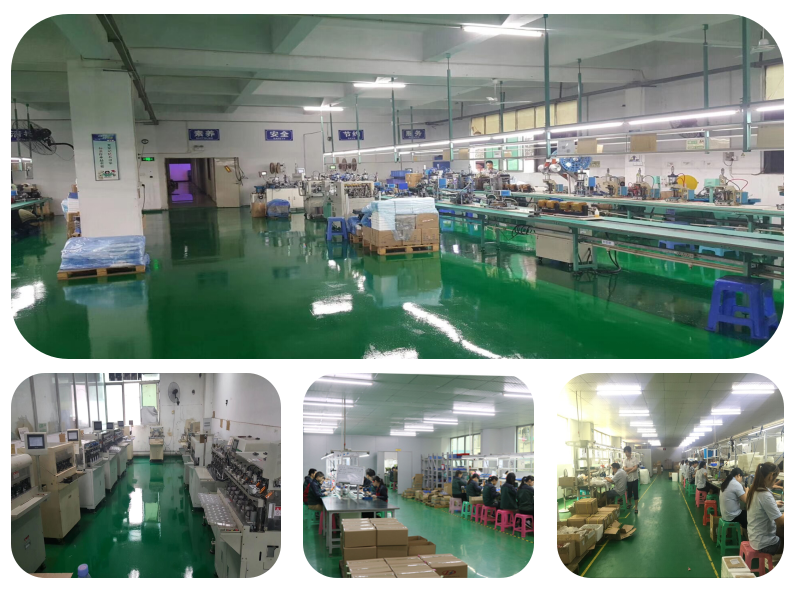 Dongming Production Line