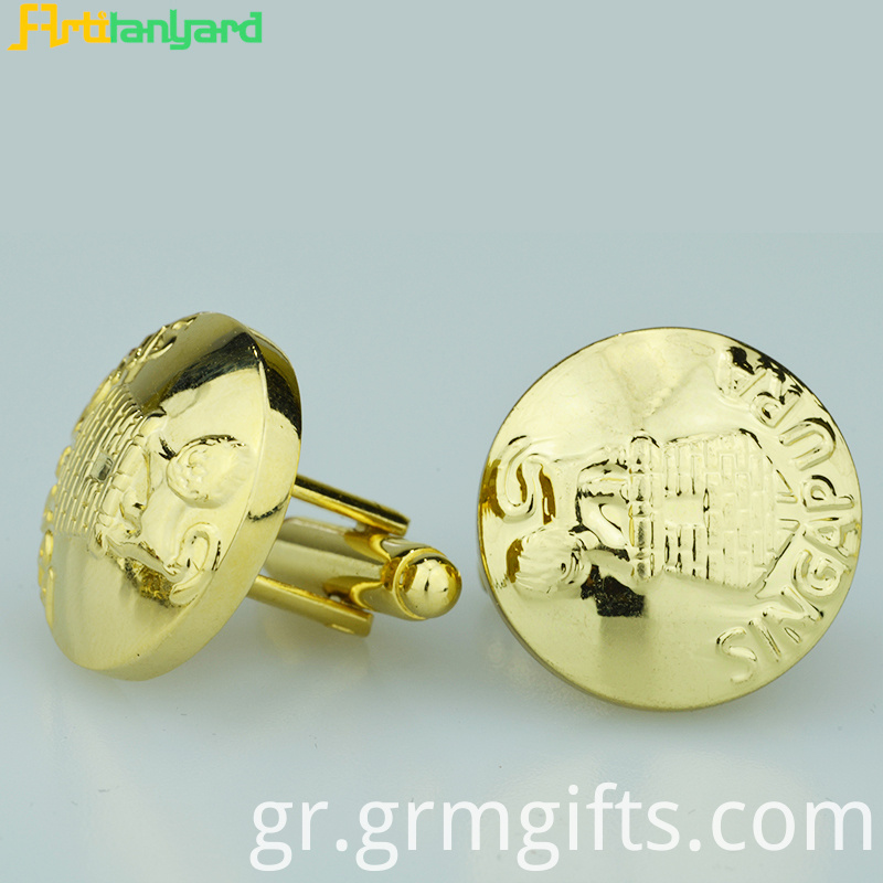 Metal Cufflink For Women